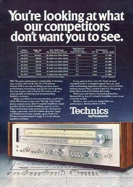 Technics SA-5770